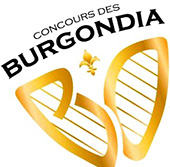 Médaille OR Burgundia à Beaune