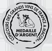 Médaille Argent Macon